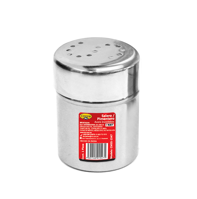 Salero de acero inoxidable accesorios de cocina cocina for Accesorios para cocina en acero inoxidable
