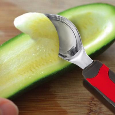 Quita las semillas de frutas y verduras