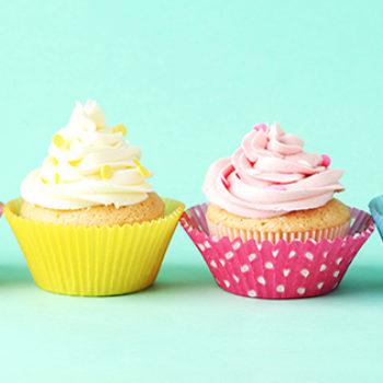 ¿Cómo hacer cupcakes de vainilla?