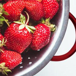 Conserva tus fresas