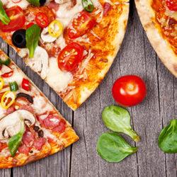 ¿Cómo hacer pizza súper fácil?