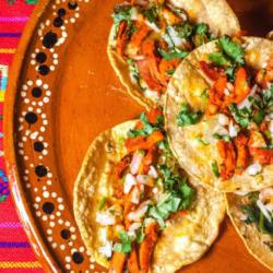 Receta de Tacos al Pastor
